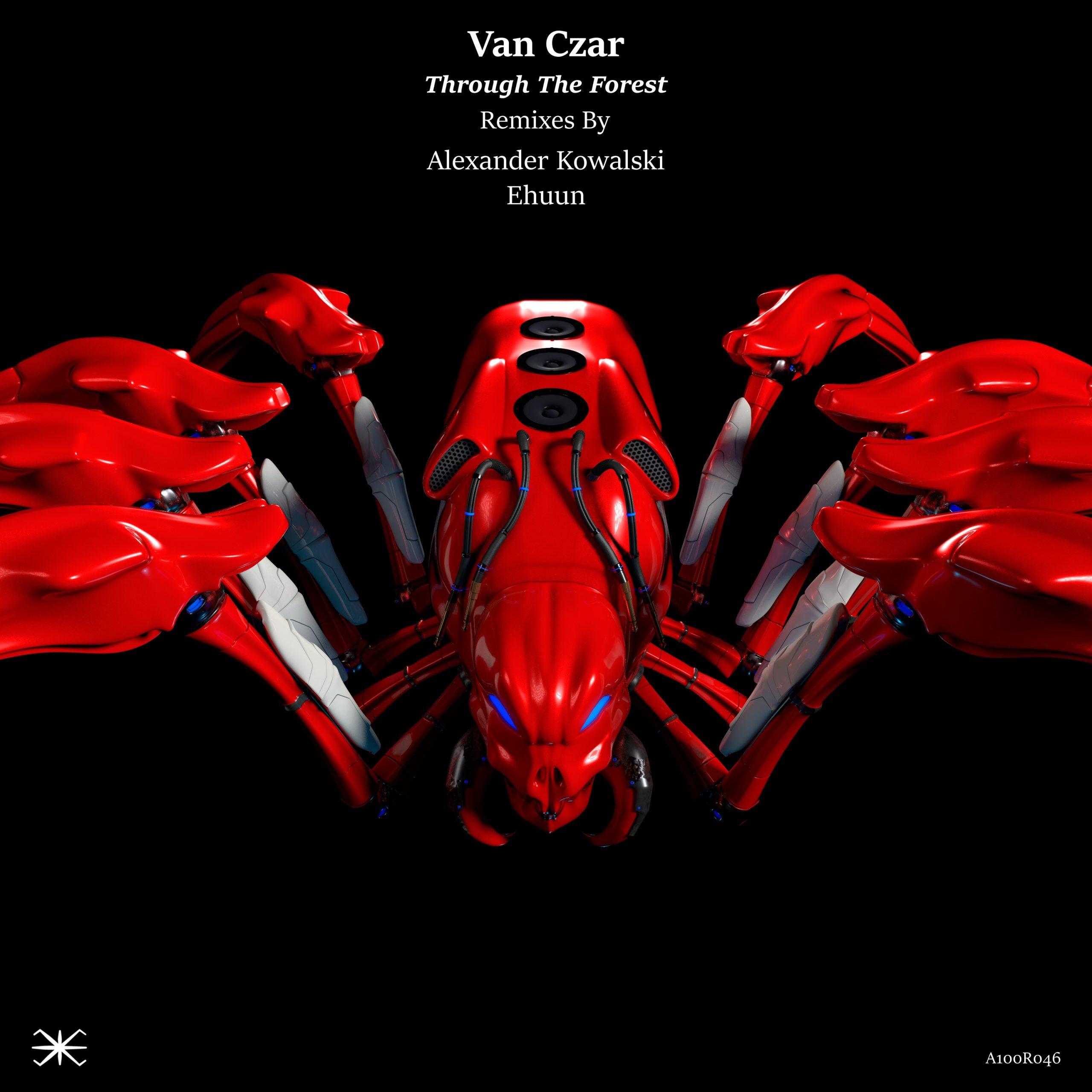 Van Czar – Through The Forest (Original Mix)